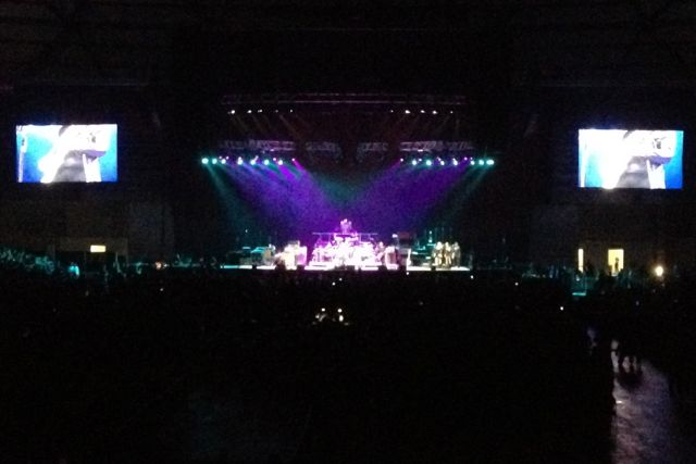 My first Bob Seger concert (with Joe Walsh as the opening act)! I still love that old time rock and roll.